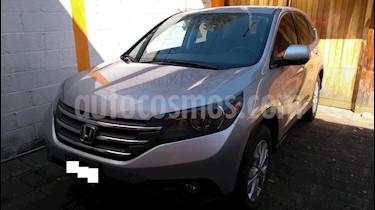 Honda CR-V EX usado (2014) color Gris precio $265,500