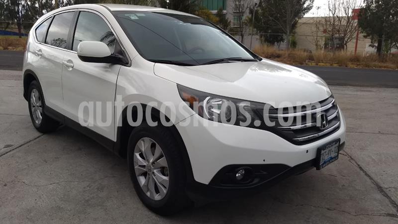 Honda CR-V EX usado (2014) color Blanco precio $229,000