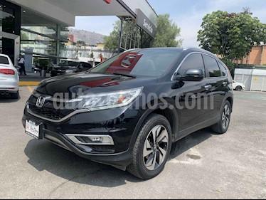 Honda CR-V EXL usado (2016) color Negro precio $328,000