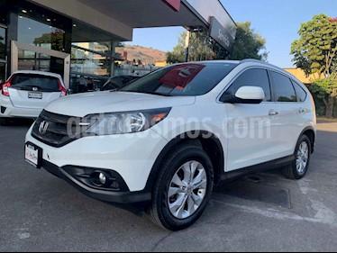 Honda CR-V EXL 2.4L (156Hp) usado (2014) color Blanco precio $248,000