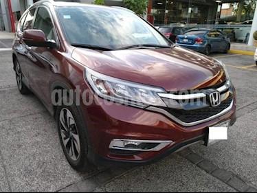 Honda CR-V 5P EXL CVT A/AC. AUT. QC PIEL DVD GPS RA-18 usado (2015) precio $310,000