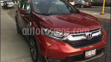 Honda CR-V EX usado (2018) color Rojo precio $349,000