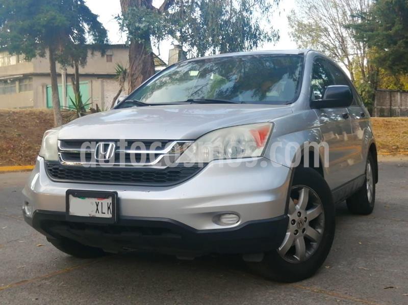 Honda CR-V LX 2.4L (156Hp) usado (2011) color Plata Dorado precio $155,000