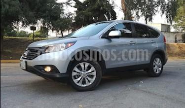 Honda CR-V EX usado (2014) color Plata precio $255,000