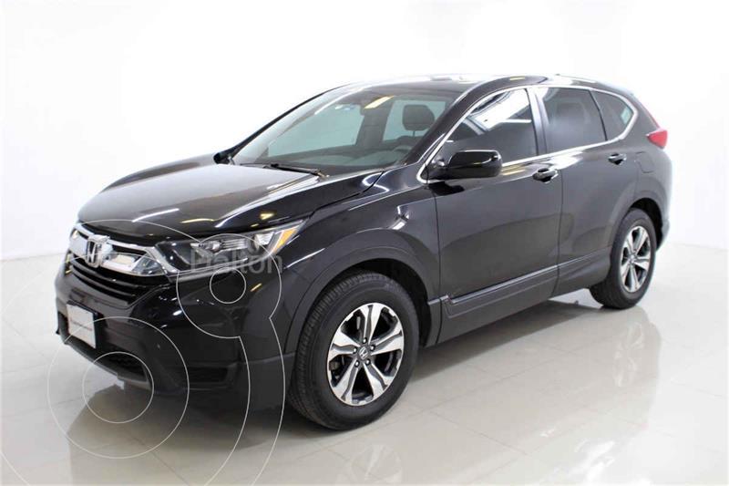 Honda CR-V EX 2.4L (156Hp) usado (2018) color Negro precio $355,000