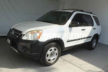 Honda CR-V LX 2.4L (156Hp) usado (2006) color Blanco precio $99,000