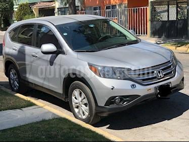 Honda CR-V EX 2.4L (156Hp) usado (2014) color Gris Plata  precio $240,000