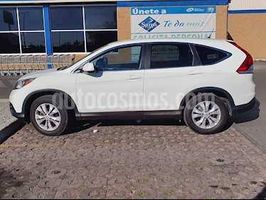 Honda CR-V EX Premium usado (2014) color Blanco Marfil precio $225,000