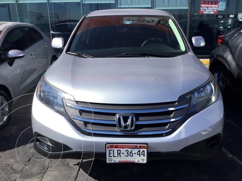 Honda CR-V LX 2.4L (156Hp) usado (2014) color Plata Dorado precio $225,000