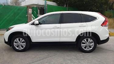 Honda CR-V 5P EX TA CD F.NIEBLA RA usado (2014) color Blanco precio $245,000