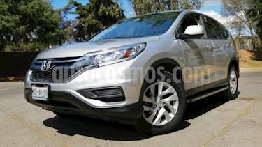 Honda CR-V 5P LX CVT CD RA-17 usado (2016) color Plata precio $278,000