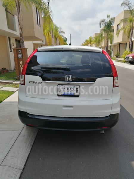 Honda CR-V EX usado (2014) color Blanco precio $225,000