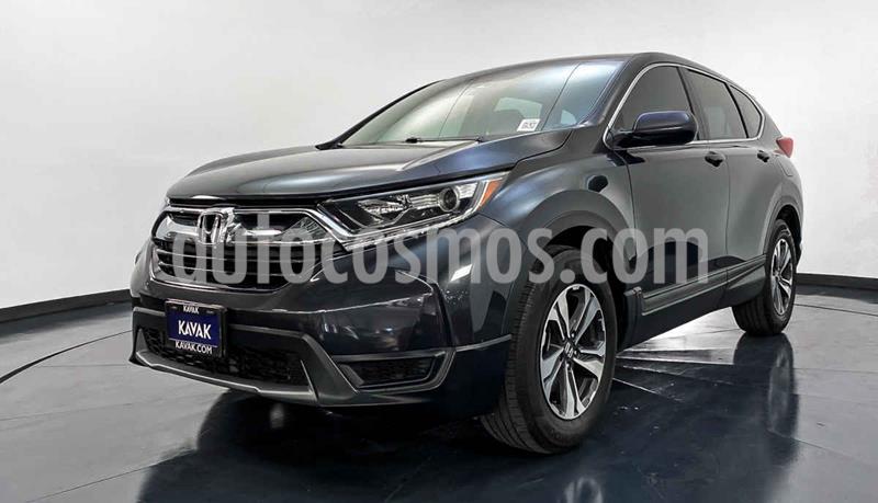 Honda CR-V EX 2.4L (156Hp) usado (2017) color Gris precio $352,999