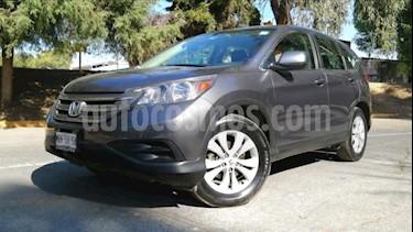Honda CR-V 5P LX TA CD RA usado (2014) color Gris precio $235,000