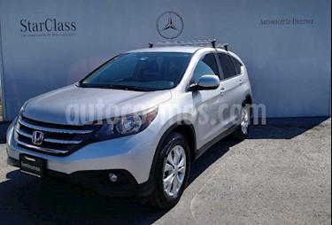 Honda CR-V EX 2.4L (156Hp) usado (2013) color Plata precio $229,900