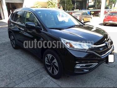 Honda CR-V EXL NAVI usado (2016) color Negro precio $349,000