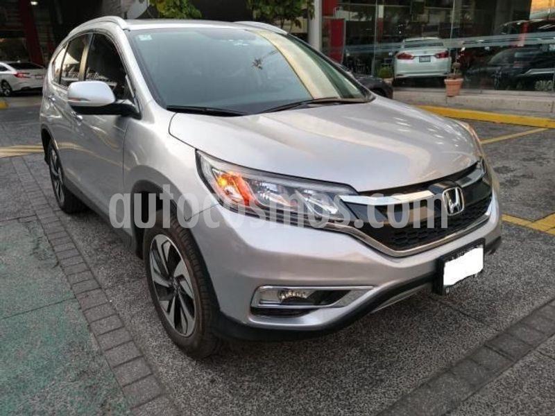 Foto Honda CR-V EXL 2.4L (156Hp) usado (2016) color Plata precio $340,000