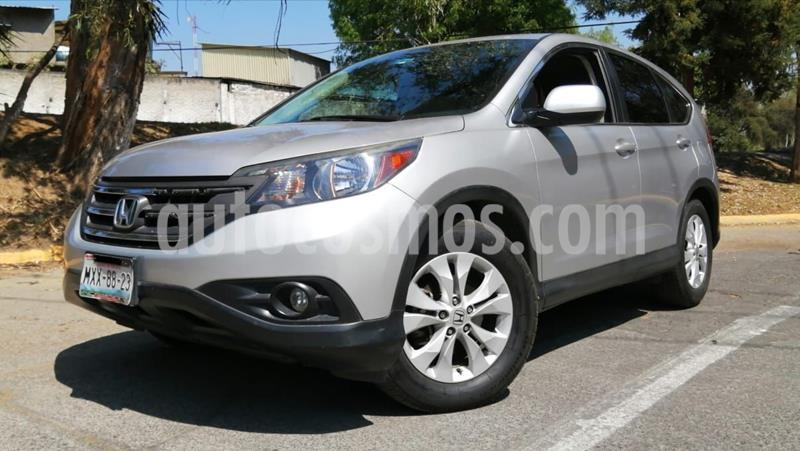 Honda CR-V EX 2.4L (156Hp) usado (2014) color Plata precio $218,000