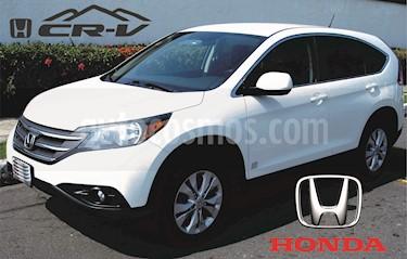 Honda CR-V EXL 2.4L (166Hp) usado (2014) color Blanco precio $200,000