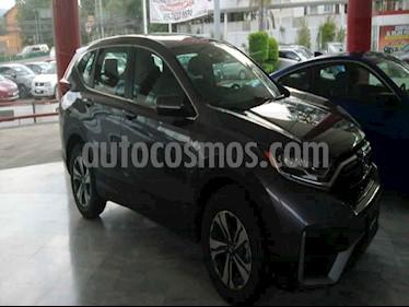Honda CR-V Turbo Plus usado (2020) color Gris precio $445,809