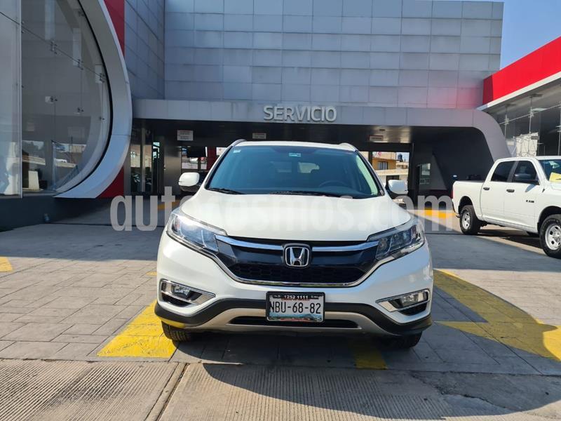 Honda CR-V EXL 2.4L (156Hp) usado (2016) color Blanco precio $319,000