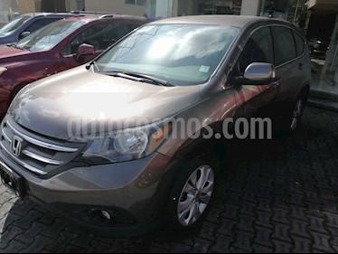 Honda CR-V EX 2.4L (156Hp) usado (2014) color Cafe precio $255,000