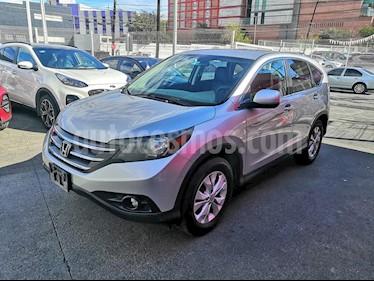 Honda CR-V EX usado (2014) color Plata precio $210,000