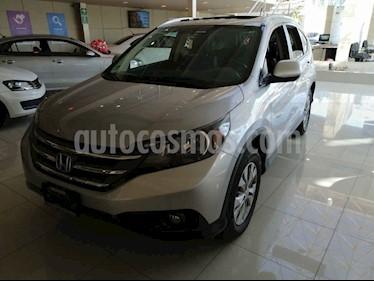 Honda CR-V EXL 2.4L (156Hp) usado (2014) color Plata precio $245,000