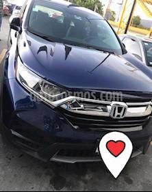 Honda CR-V EX usado (2018) color Azul precio $373,500