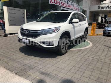 Honda CR-V EXL NAVI 4WD usado (2016) color Blanco precio $345,000