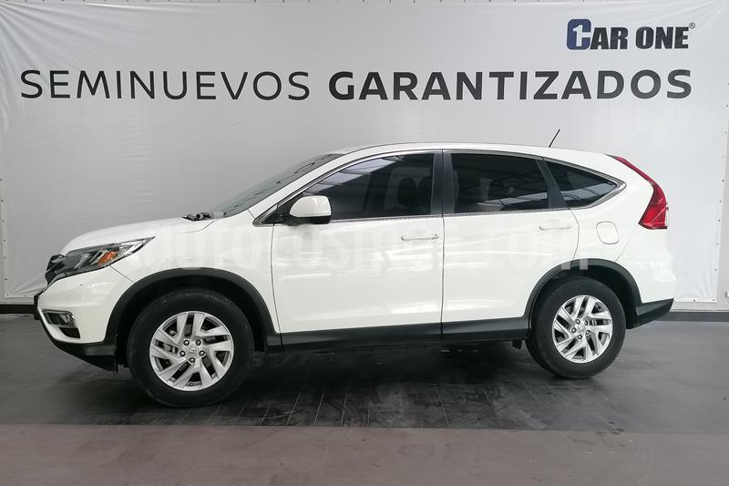 Honda CR-V EX 2.4L (166Hp) usado (2016) color Blanco precio $289,500