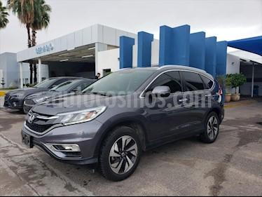 Honda CR-V EXL NAVI usado (2016) color Gris precio $310,000