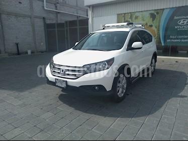 Foto Honda CR-V EX Premium usado (2014) color Blanco Marfil precio $250,000