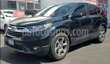 Honda CR-V Touring usado (2019) color Negro Cristal precio $495,000