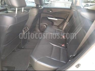 Honda CR-V EXL NAVI usado (2016) color Blanco precio $323,000