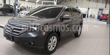 Honda CR-V EX 2.4L (156Hp) usado (2013) color Gris Oscuro precio $200,500