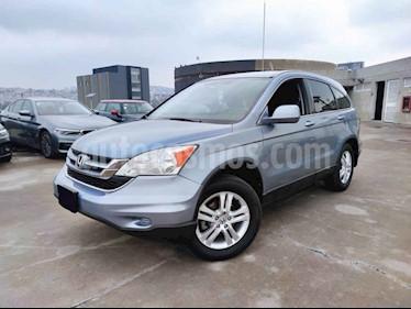 Honda CR-V EX 2.4L (156Hp) usado (2011) color Azul precio $160,000