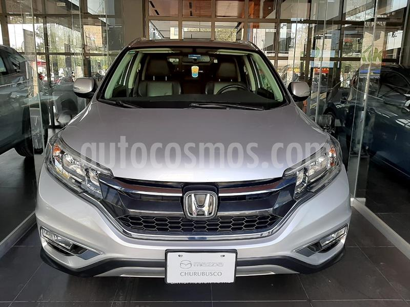 Honda CR-V EXL usado (2016) color Plata Diamante precio $312,000