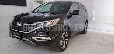 Honda CR-V EXL Navi 4WD usado (2016) color Negro Cristal precio $335,000