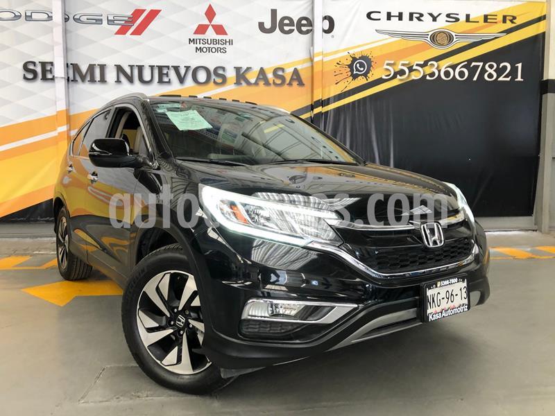 Honda CR-V EXL 2.4L (156Hp) usado (2016) color Negro precio $309,000