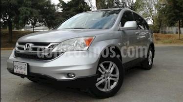 Honda CR-V 5P EXL TA A/AC. AUT. QC PIEL 6 CD RA 4X4 usado (2011) color Plata precio $172,000