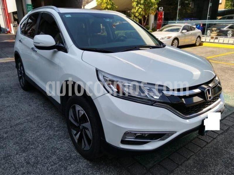 Honda CR-V EXL 2.4L (156Hp) usado (2016) color Blanco precio $309,000