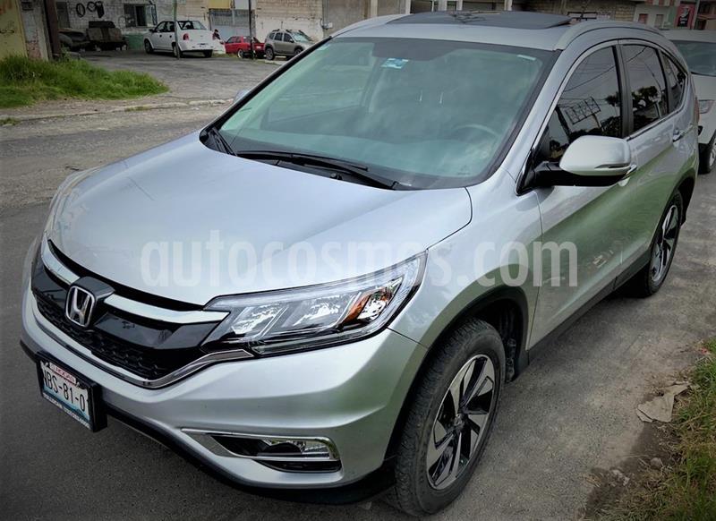 Honda CR-V EXL usado (2016) color Plata precio $315,999