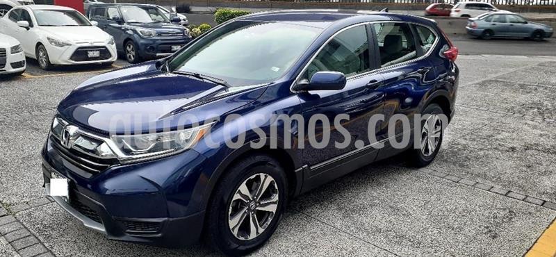 Foto Honda CR-V EX 2.4L (156Hp) usado (2017) color Azul precio $347,000