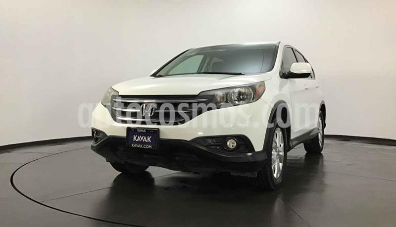 Honda CR-V EXL NAVI usado (2012) color Blanco precio $207,999