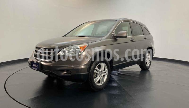 Honda CR-V LX usado (2010) color Cafe precio $177,999