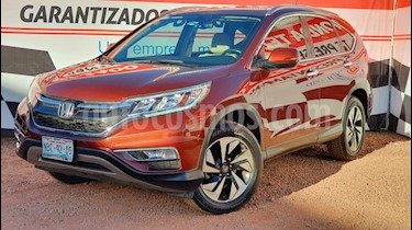 Honda CR-V EXL Navi 4WD usado (2016) color Bronce precio $305,000