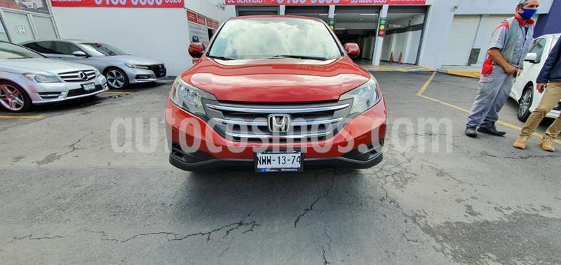 Honda CR-V LX usado (2014) color Rojo Pasion precio $235,000