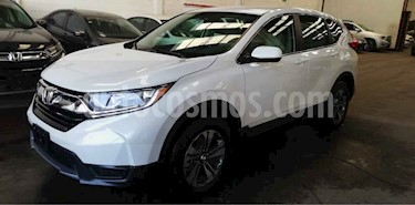 Honda CR-V EX usado (2019) color Blanco precio $409,000