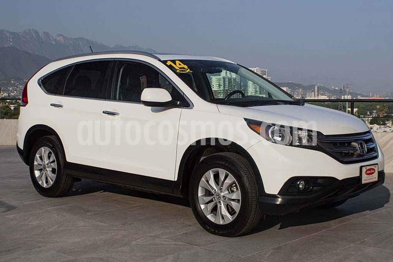 Honda CR-V EXL 2.4L (156Hp) usado (2014) color Blanco precio $249,700